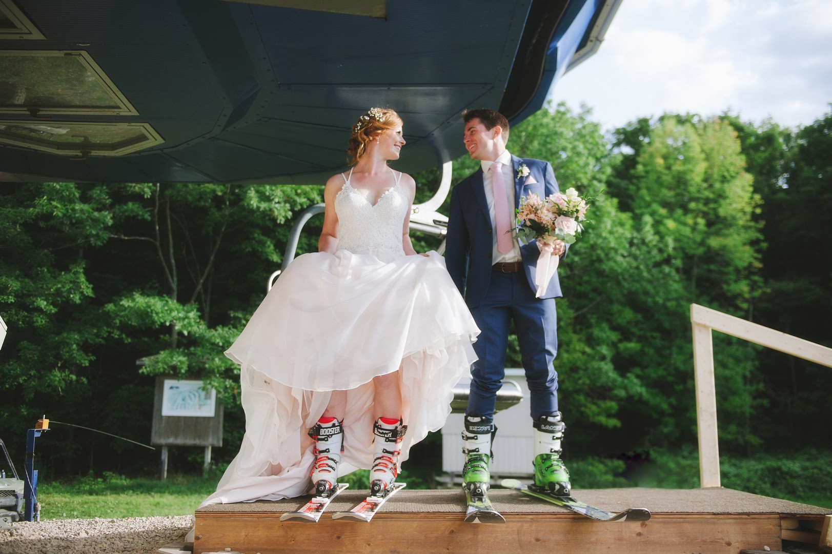 TheGeorgianPeaks SkiClubWedding Venue -