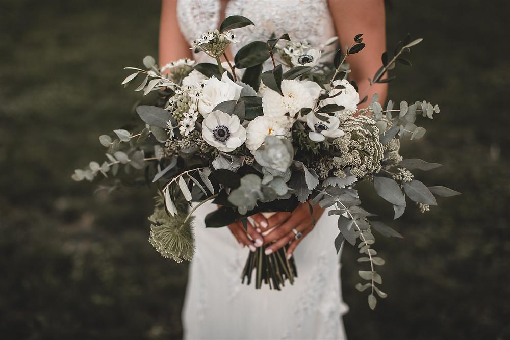 Wedding Floral Bouquet | Art in Bloem | Blue Mountain Florist Collingwood