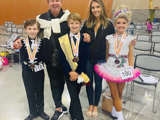 Congrats to Our Dancers at the US Nationals!