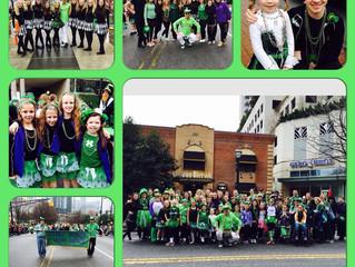 Atlanta St. Patrick's Parade Performance!