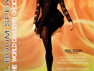 New Reel Boom Speaker Ad