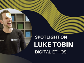 Spotlight on - Luke Tobin