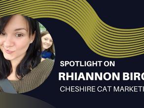 Spotlight on - Rhiannon Birch