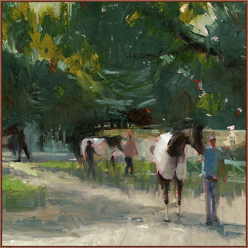 Equestrian Landscape