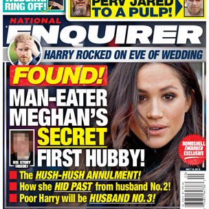 National Enquirer: May 2018