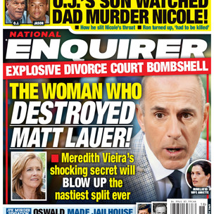 National Enquirer: April 2018