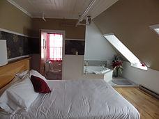 chambre suite junior manoir charlevoix