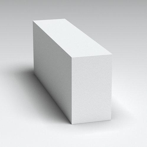 Блок 150мм перегородочный (автоклавный газобетон)  (625*150*250) Д600/В2,5