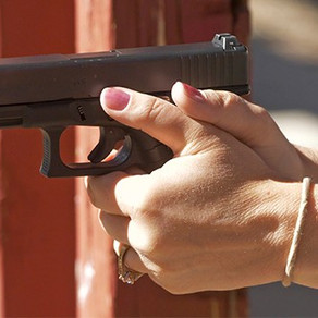 Texas Woman Stops Armed Burglar Thanks To A Gun Of Her Own