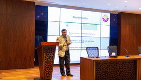 QNTC Holds Workshop with Hospitality Sector on Best Practices for Preventing the Spread of viruses