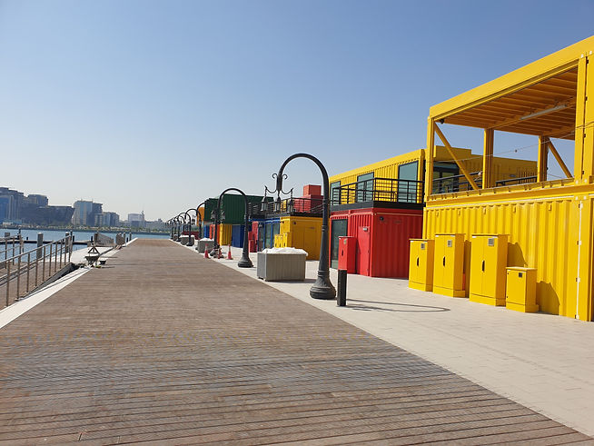 Doha port 1