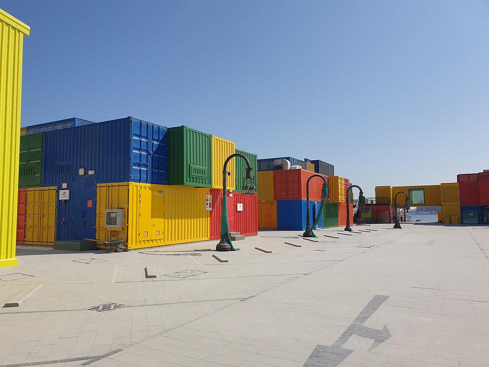 Doha port 2