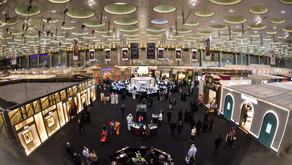 The 17th Edition of Doha Jewellery & Watches Exhibition