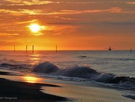 Surf City NC Sunset #2