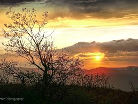 Big Bald Mountian TN Sunset #1