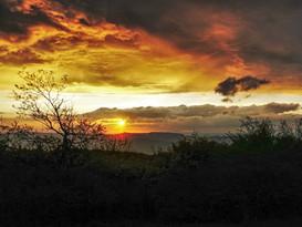 Big Bald Mountian TN Sunset #2