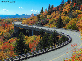 Linn Cove Viaduct / Blue Ridge Parkway