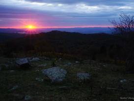Grayson Highlands Sunrise