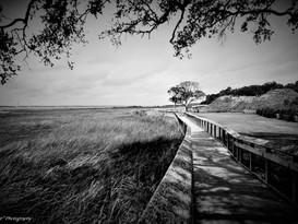 Boardwalk at Fort Fisher