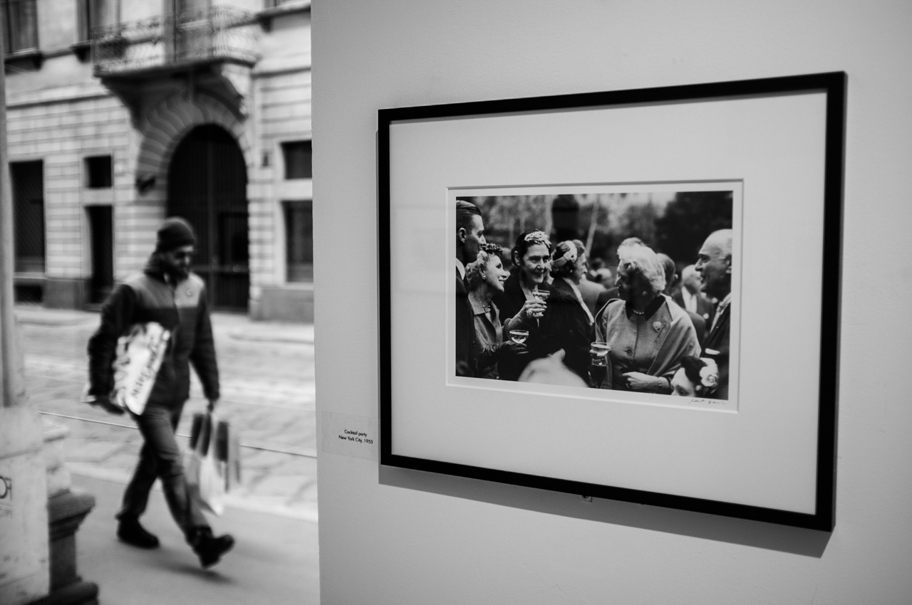 Robert Frank Exhibition