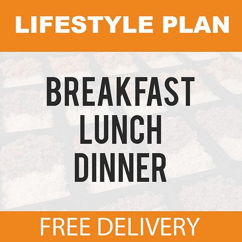 CLASSIC: 3 Meals