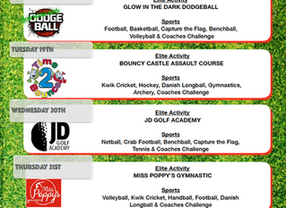 Botley Camp | February Timetable Released