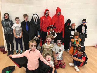 We're expecting a 'Chilling' Halloween at Elite Camps Chipping Norton