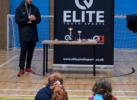 Elite Netball Tournament