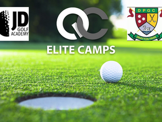 JD Golf announced as Elite Camps Activity