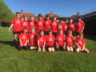 Elite Youth Sports Support Grove RFC U10s Tour!