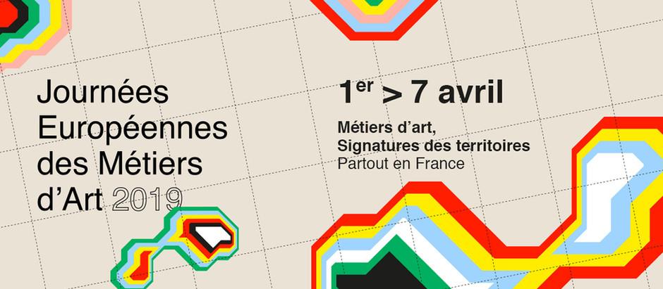 L'atelier FRÉMY & les ateliers M1D participent aux JEMA 2019