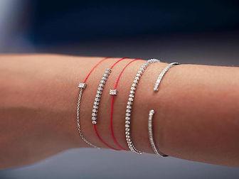 Redline bijoux bracelets Chez VENUS Création