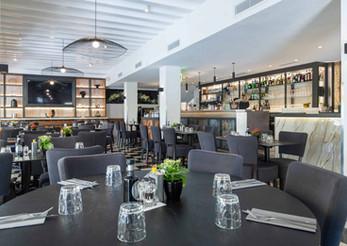 La Piazza restaurant, pizzéria, brasserie à Cannes