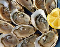 plateau d'huîtres à Cannes chez Astoux e