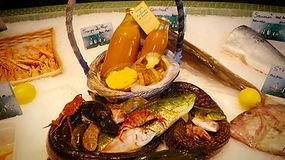 épicerie de la mer chez Astoux et Brun à