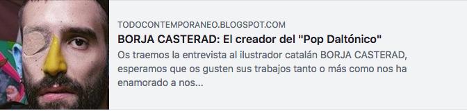 Entrevista TODO CONTEMPORANEO