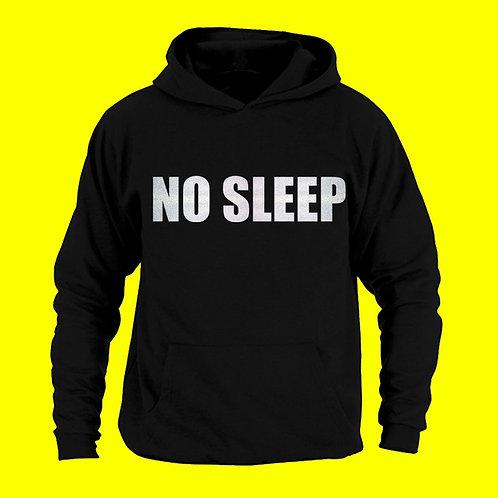 Sudadera NO SLEEP reflectance