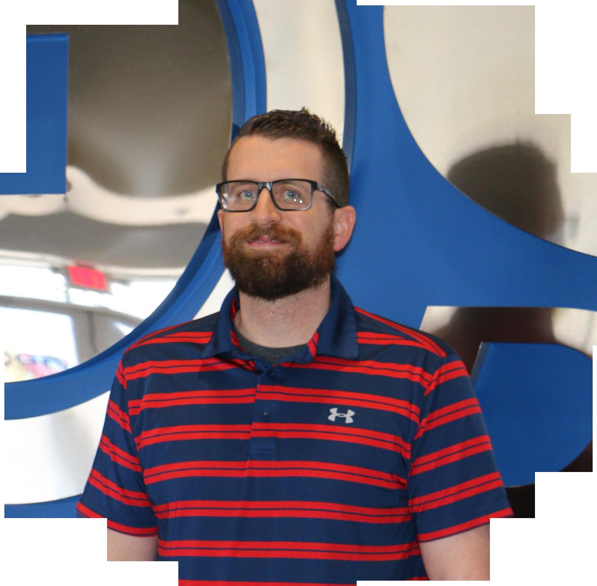 Dustin McClure Q1 DigitalNET tech advisor award