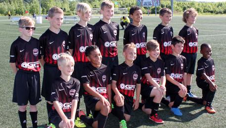 O'Fallon Fury Youth Soccer Shines