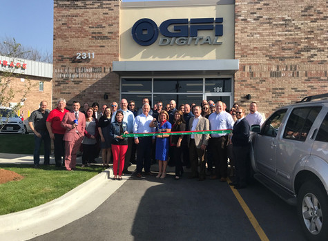 Cape Office Open House                  Receives Local Support