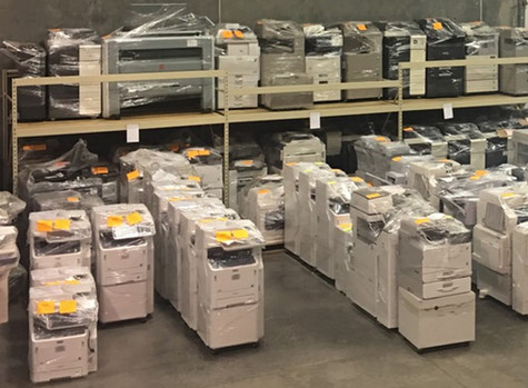 Take a peek inside our Service & Distribution Center
