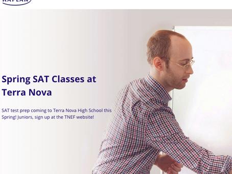 Sprint SAT Test Prep from Kaplan!