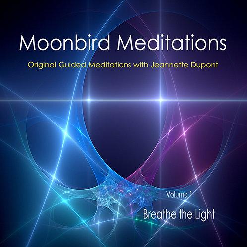 Moonbird Meditations CD
