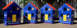Mascot houses