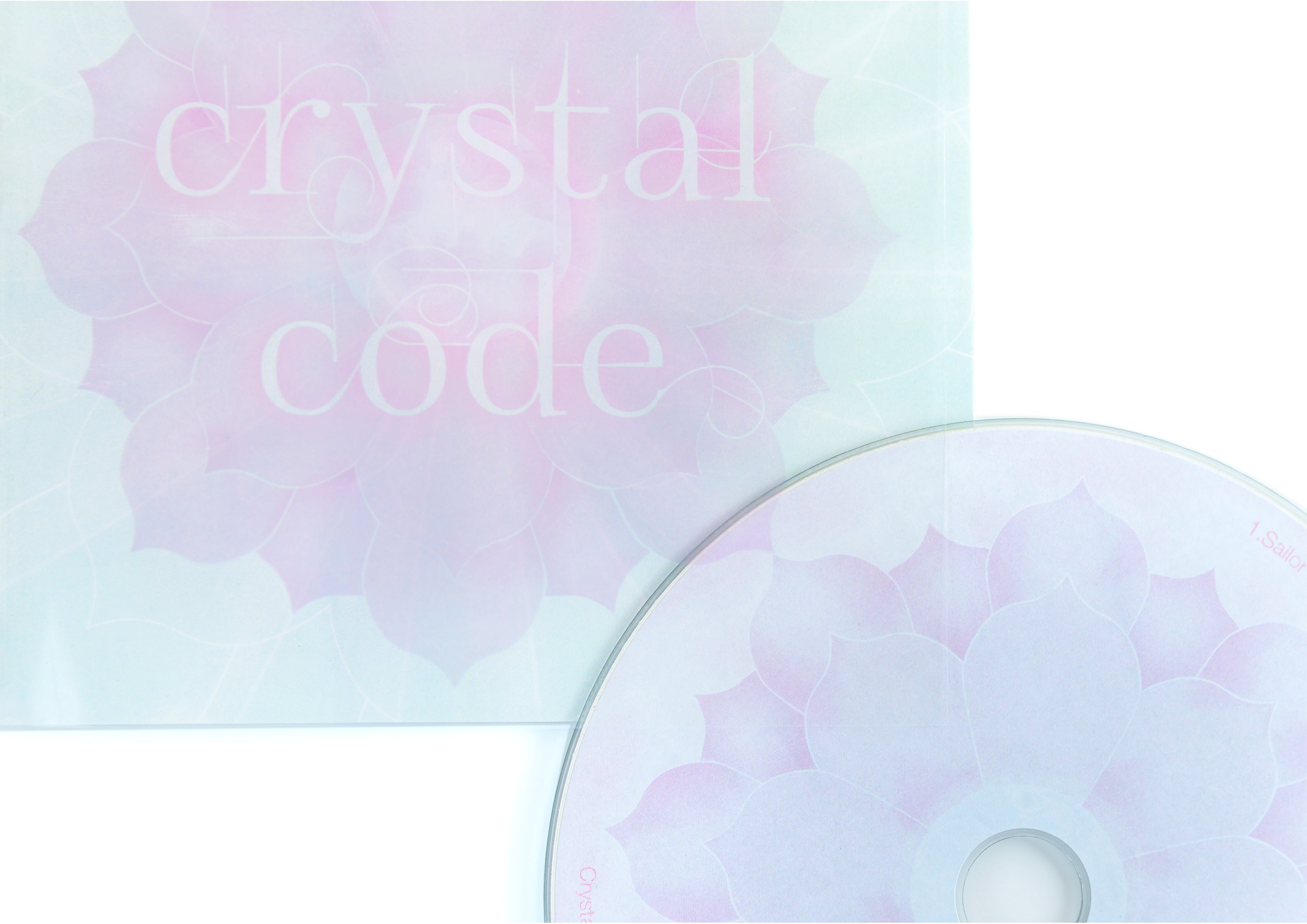 Crystal Code8