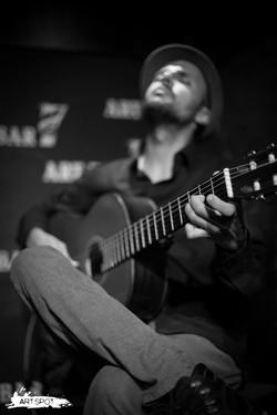 דקל והגיטרה
