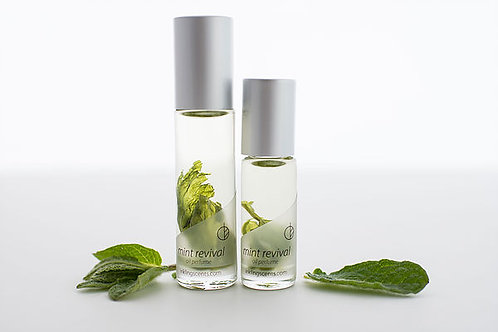 Mint revival - fresh, clean, invigorating
