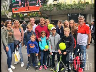 L'ATP-M à Roland-Garros !