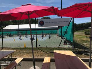 Test Ecole de Tennis le Mercredi 4 Septembre