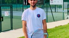 Formation DE Prof. de Tennis: Bravo Quentin!